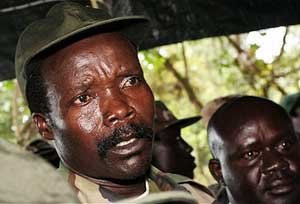 Hunted: LRA leader Joseph Kony